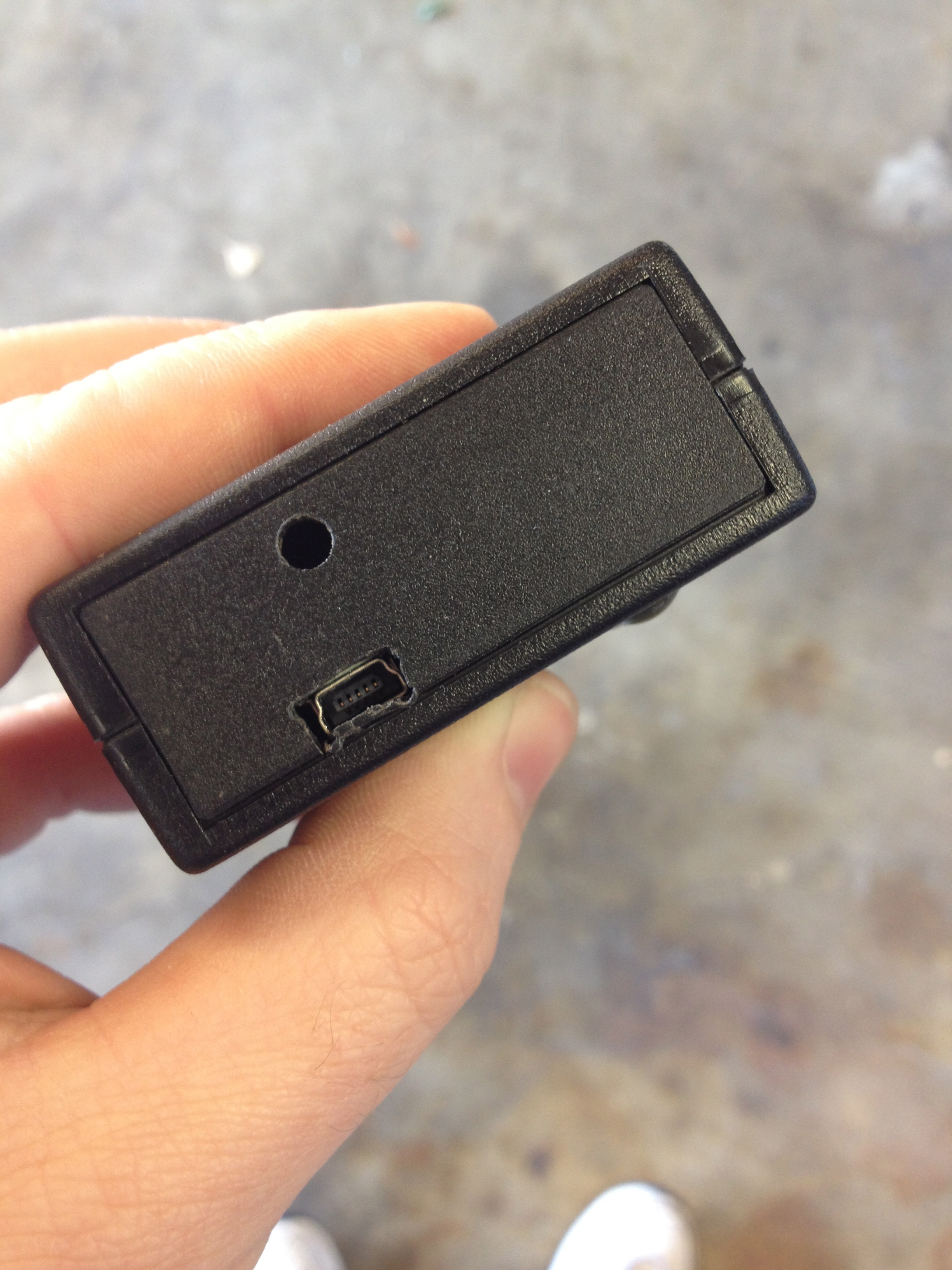 SV650 Ecu Decoder v1 Side Enclosure