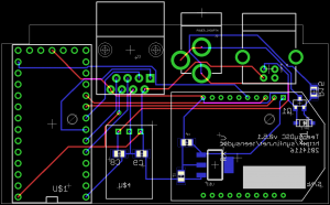TeensyDSC v0.5.1 PCB Design